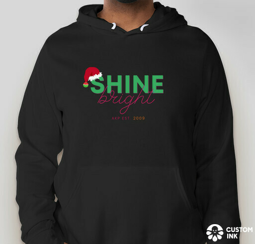 S&B Collection - Shine Bright Holiday Hoodie