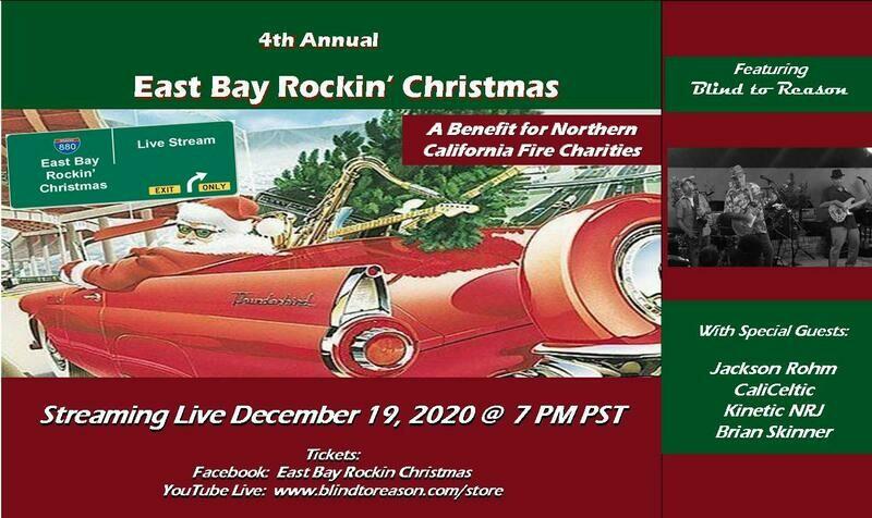 East Bay Rockin' Christmas 2020