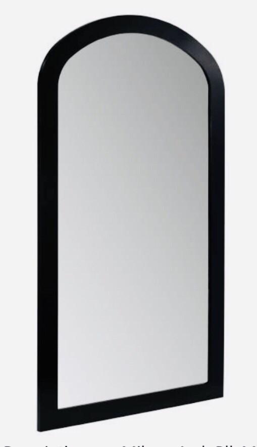 NWM62523-9 Milano Dome Mirror