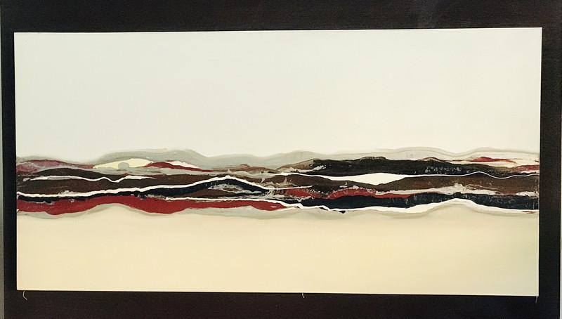 OB002 Contemporary Art - Oil On canvas