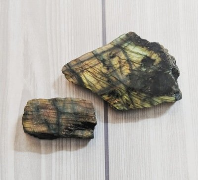 Mystic Labradorite Slab (Small)