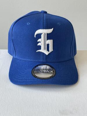 "Capital ""G"" Hat BLUE"