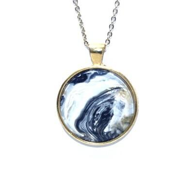 """""""Mini Masterpiece"""" Pendant Necklace"""
