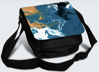 Audacemente Messenger Bag