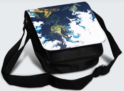 Insenatura Messenger Bag