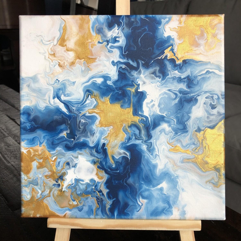 Blue e Oro II