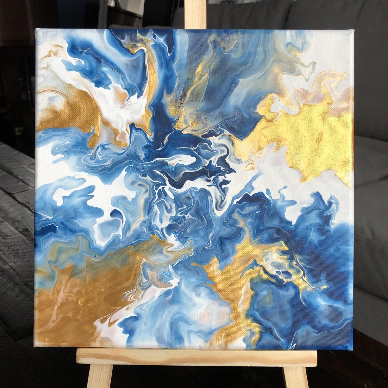 Blue e Oro I
