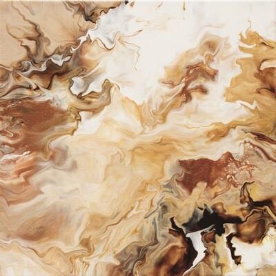 """10"""" Original Acrylic Painting"""