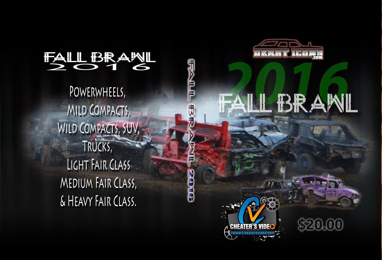 Fall Brawl DerbyIcons 2016