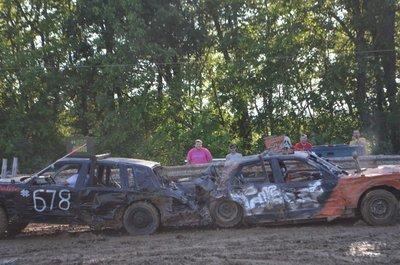 Mt. Carmel, IL Crashn for a Cause 5-13-17