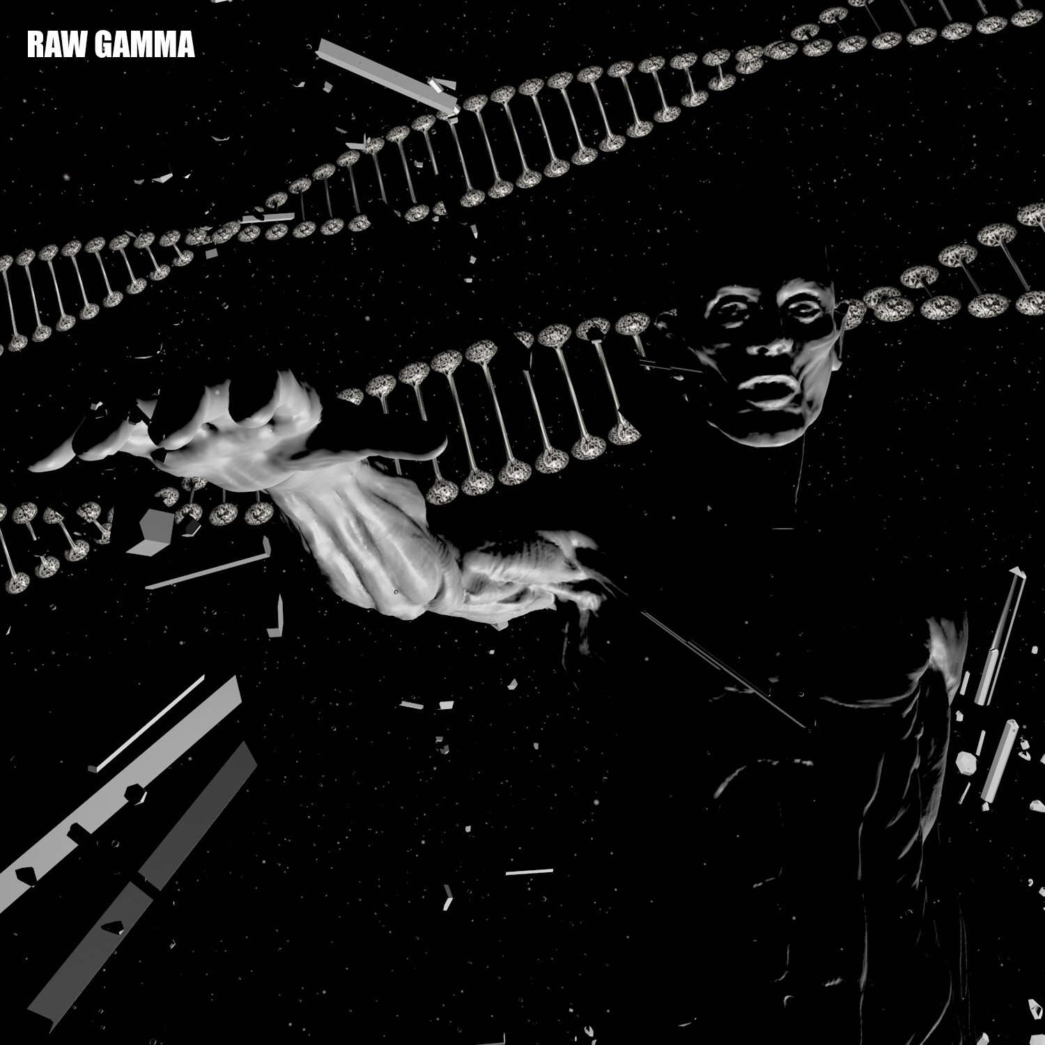 RAW GAMMA EP Digital Download