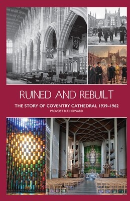 Ruined and Rebuilt hardback including free shipping in UK
