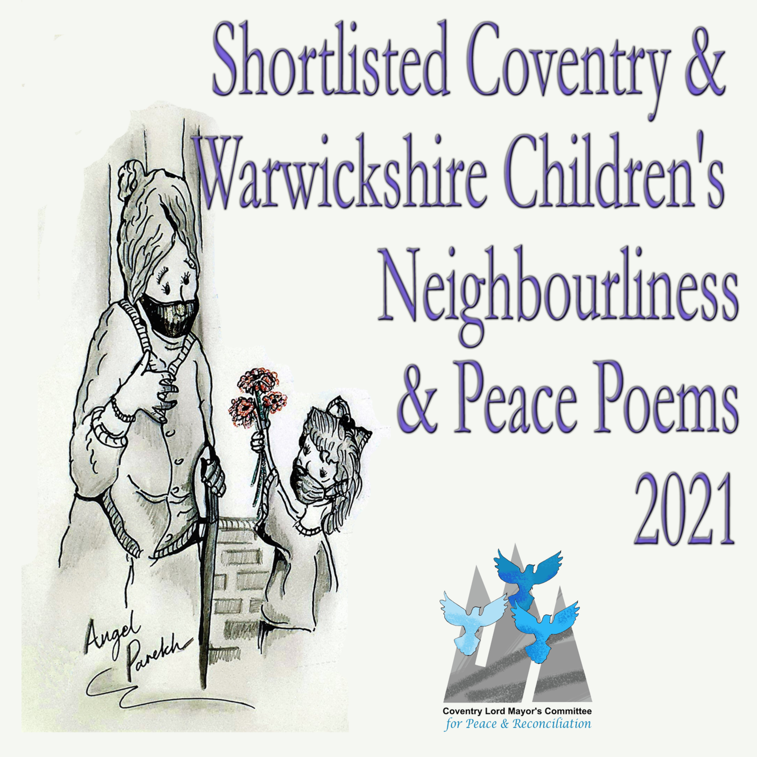 Ebook Shortlisted Coventry & Warwickshire Children's Neighbourliness & Peace Poems 2021 (PDF)