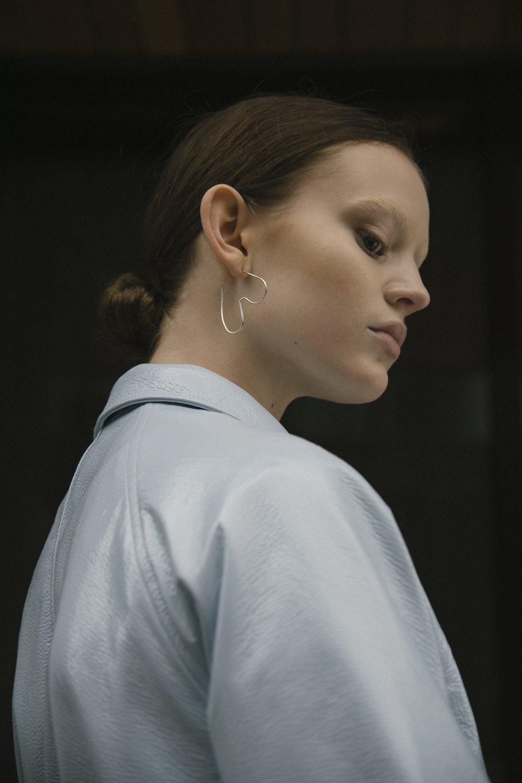 Loved earrings