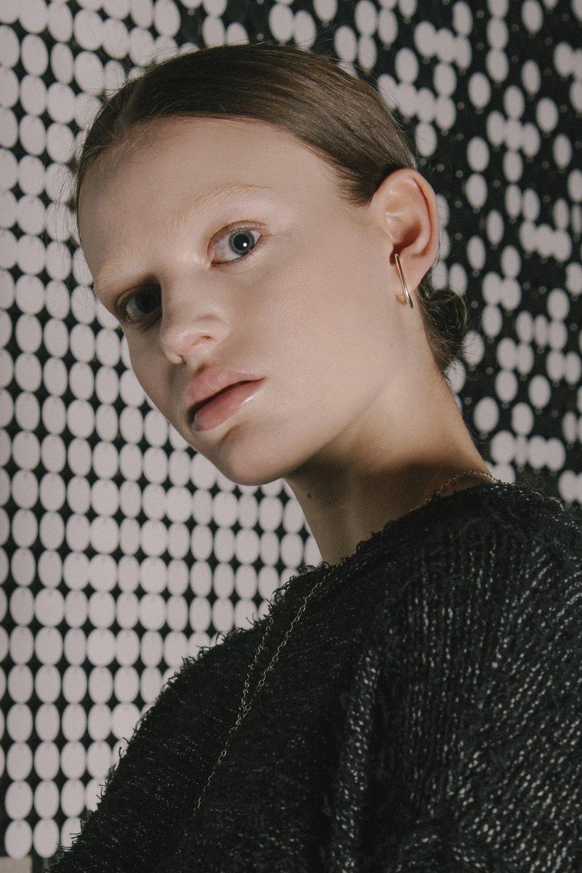 Embrace earring