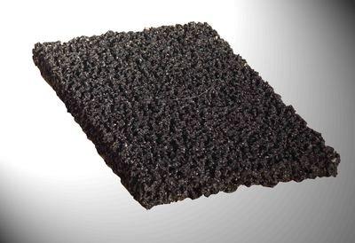 Filtre charbon actif pour système anti-odeur