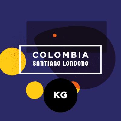 Colombia - Santiago Londono 1kg