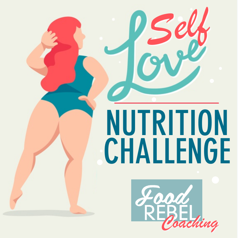 WOMEN'S ONLY: 5 Week Self Love Nutrition Challenge Entry (March 15 - April 19)