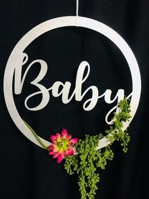 Baby Metal Sign