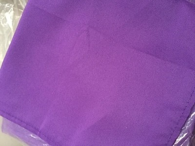 Napkins - Purple