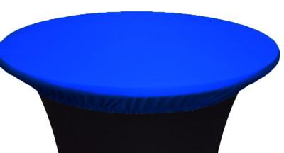 Bar leaner topper - Blue