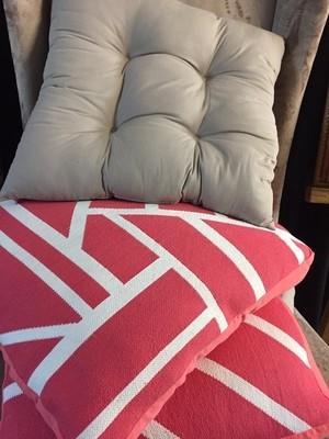 Cushions - Tan Square