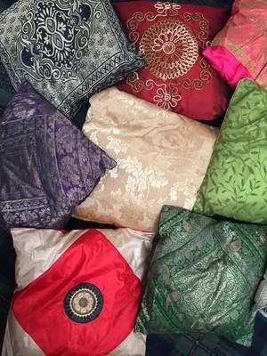 Cushions - Mixed Arabian style