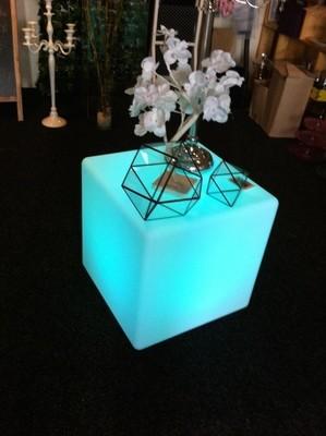 LED Cubes 50cm square