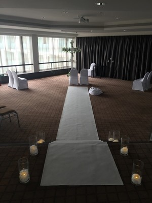 Carpet - White