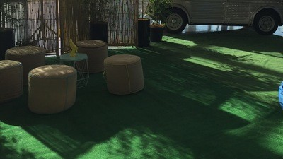 Carpet - Astroturf Green 1.8m square