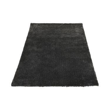 Carpet - Shaggy Black 230 x 160cm