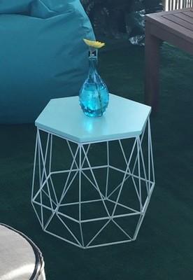 Table - coffee - hexagon shape