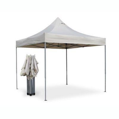Popup marquee / gazebo 3x3m - white