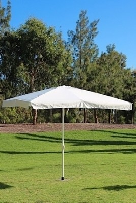 Market Umbrellas 3x3m. Square shape