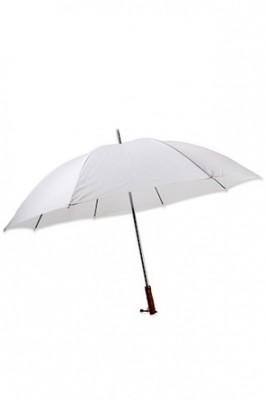 Umbrella - white - handheld