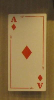 Casino Cards 2.4m
