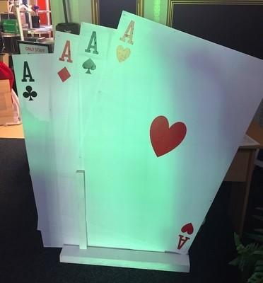 Casino Fan Cards