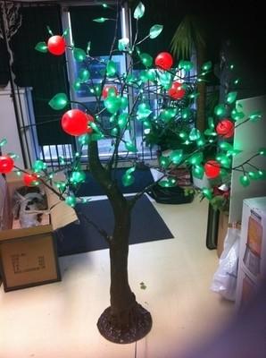 LED Apple Trees 1.6m