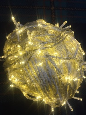 Fairylight Strings - warm white - 30m