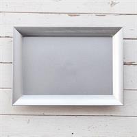 Rectangular Platter - Silver