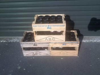Beer crates