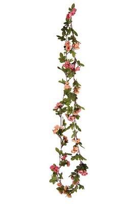 Roses - Small pink garland
