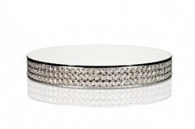 Cake Stand - Crystal base 40cm D
