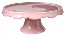 Cake Stand - Round Pink