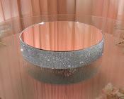 Crystal base 30cm