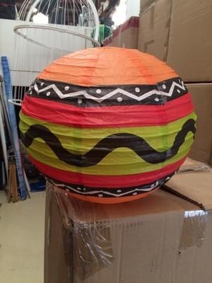 Lantern - Mexican Paper