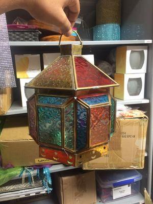 Lantern - Morrocan Style 1