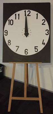Clock - Square