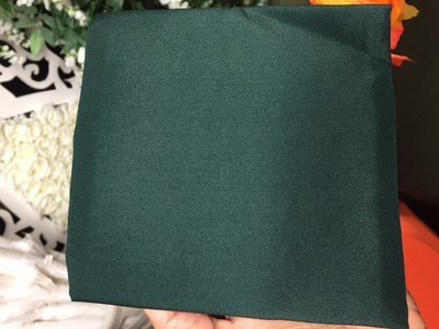 Napkins - Dark green