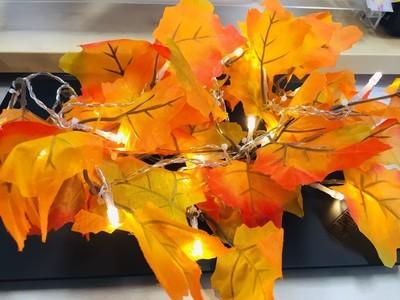 Light strings - Autumn Garlands
